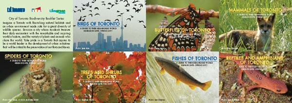 Toronto Biodiversity postcards